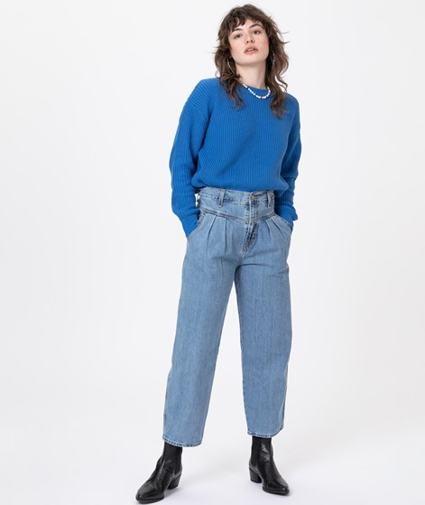 MINIMUM Mikala Pullover palace blue