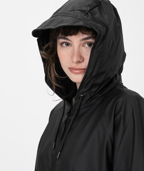 RAINS W Jacke black