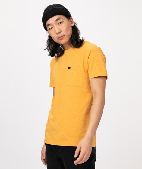 LEE Ultimate Pocket T-Shirt yellow