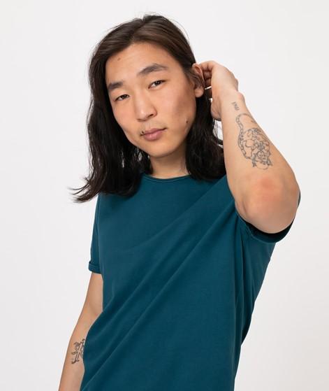 KAUF DICH GLÜCKLICH Tim T-Shirt blau