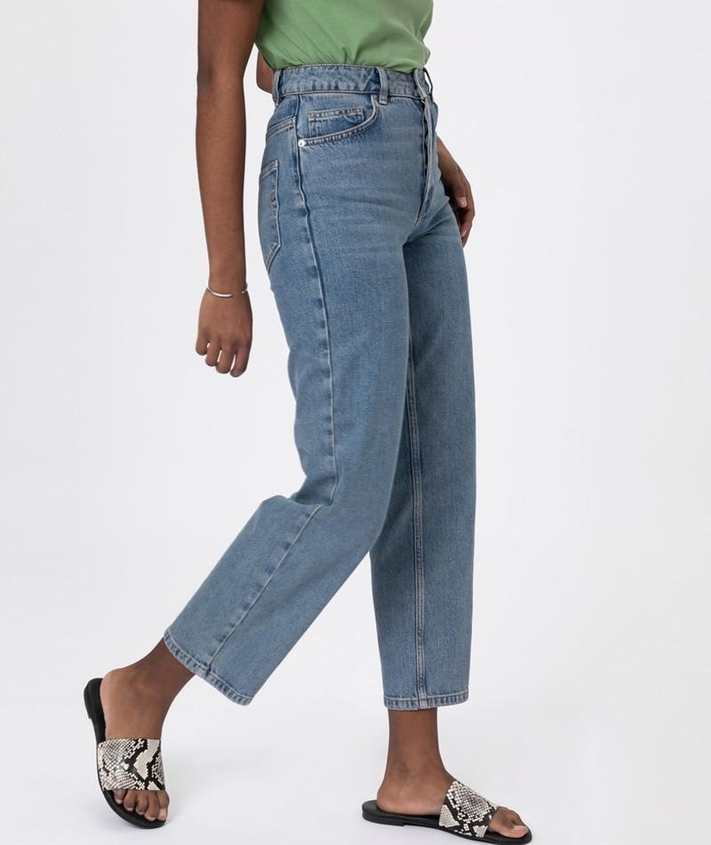 SELECTED FEMME SLFKate HW Stright Jeans
