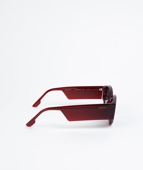 KOMONO Dax Sonnenbrille burgundy