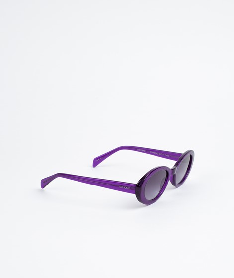 KOMONO Ana Sonnenbrille violet