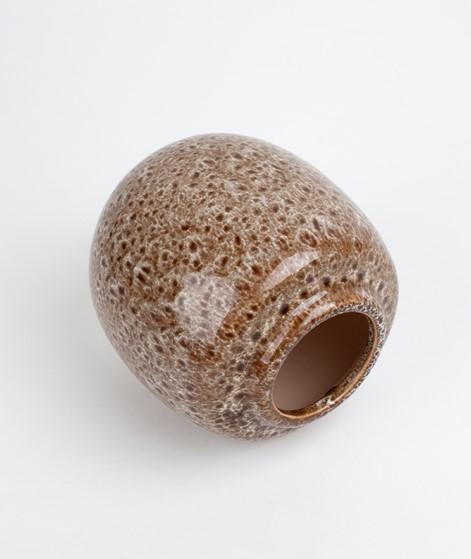 BLOOMINGVILLE Vase braun