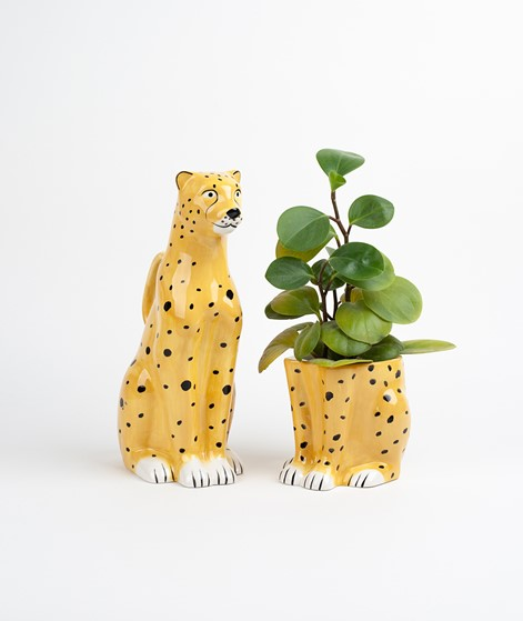 DOIY Urban Jungle Cheetah Plant Pot