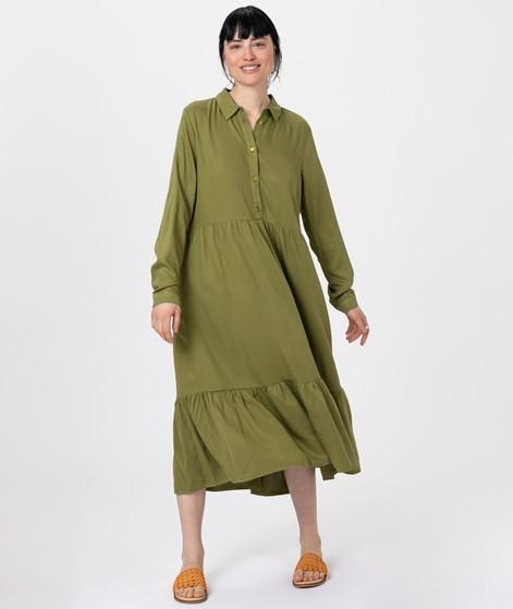 KAUF DICH GLÜCKLICH Kleid golden green