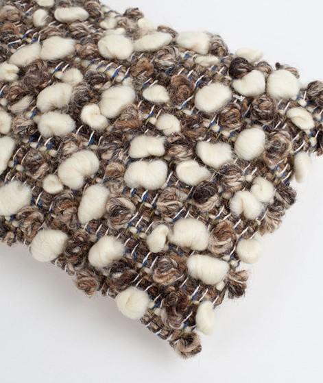 BLOOMINGVILLE Cushion Kissenbezug braun