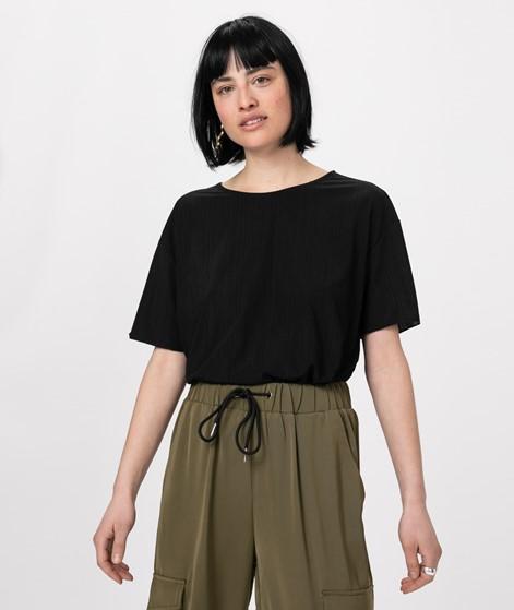 MOSS COPENHAGEN Lina Li SS T-Shirt black