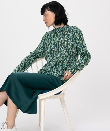 ANOTHER LABEL Pyramides L/S Bluse