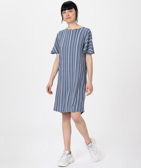 WEMOTO Byron Printed Kleid indigo