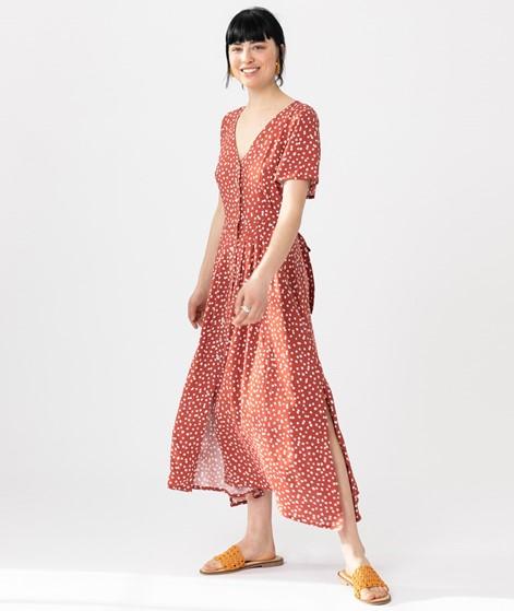 KAUF DICH GLÜCKLICH Silke Kleid rost