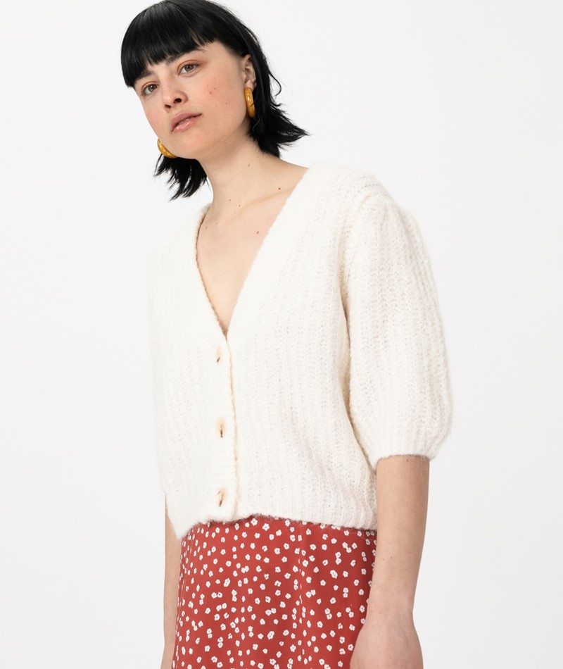 SELECTED FEMME SLFNinni Cropped Cardigan
