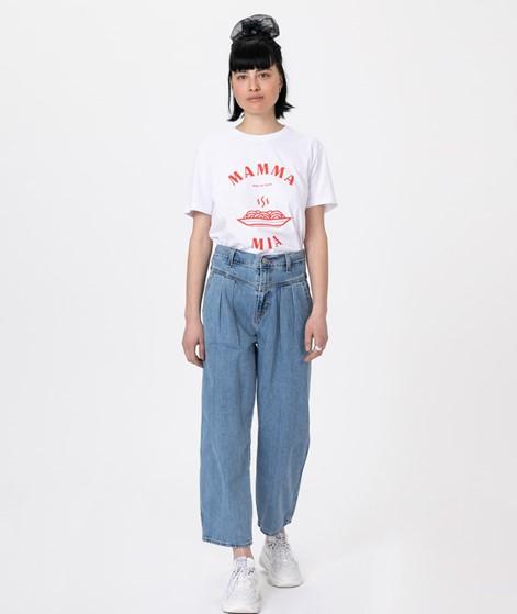 WOMOM Mamma Mia T-Shirt weiß