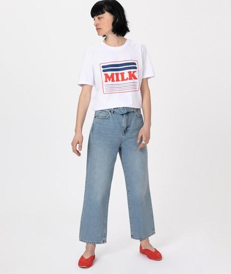 WOMOM Milk T-Shirt weiß