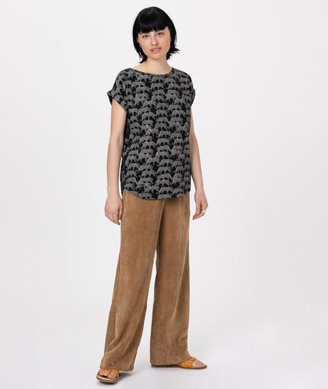 WEMOTO Holly Printed T-Shirt black/white