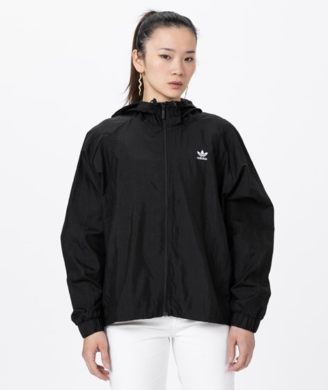 ADIDAS Windbreaker Jacke black