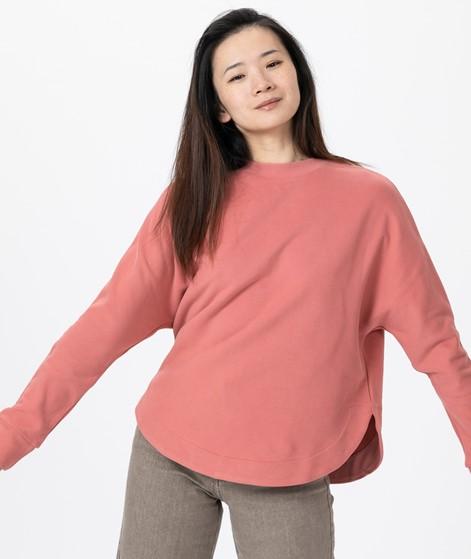 ARMEDANGELS Helaa Logo Sweater rose