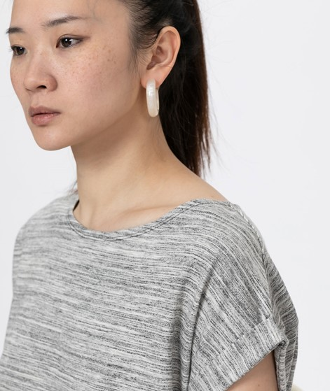 WEMOTO Bell Mel T-Shirt grey melange