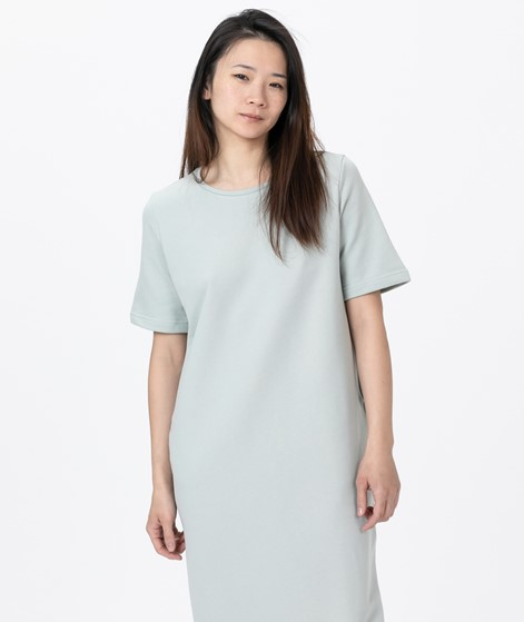 JAN N JUNE Iris Midi Kleid mint