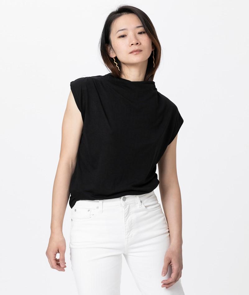 SELECTED FEMME SFIvy T-Shirt black mel