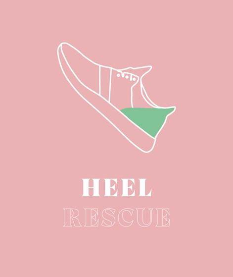 SNEAKER RESCUE Heel Reparatur