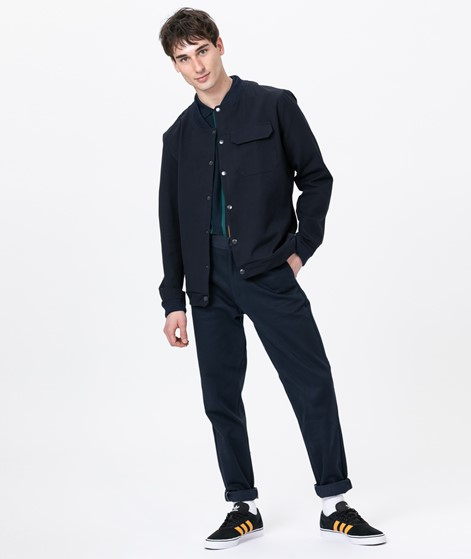 COUDRE College Bomber Jacke navy