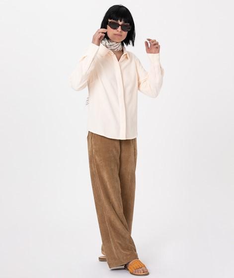 ANOTHER LABEL Vanderdise L/S Bluse white