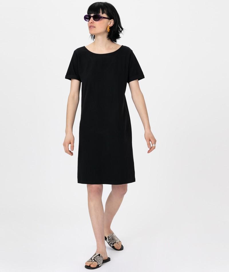 WEMOTO Loner Kleid black