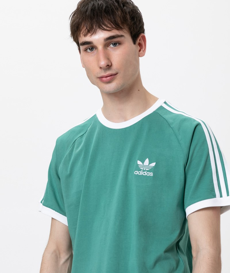 ADIDAS 3-Stripes T-Shirt future hydro