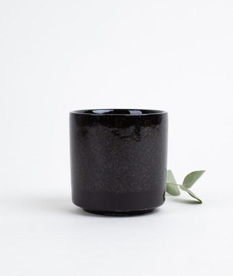 MADAM STOLTZ Stoneware Mug black
