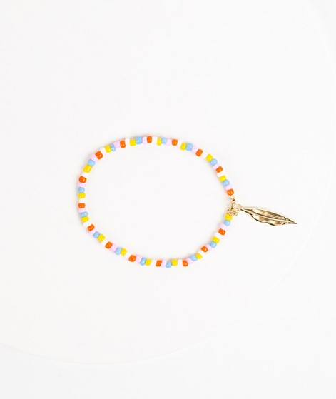 ANNA+NINA Coloured Dream Armband multi