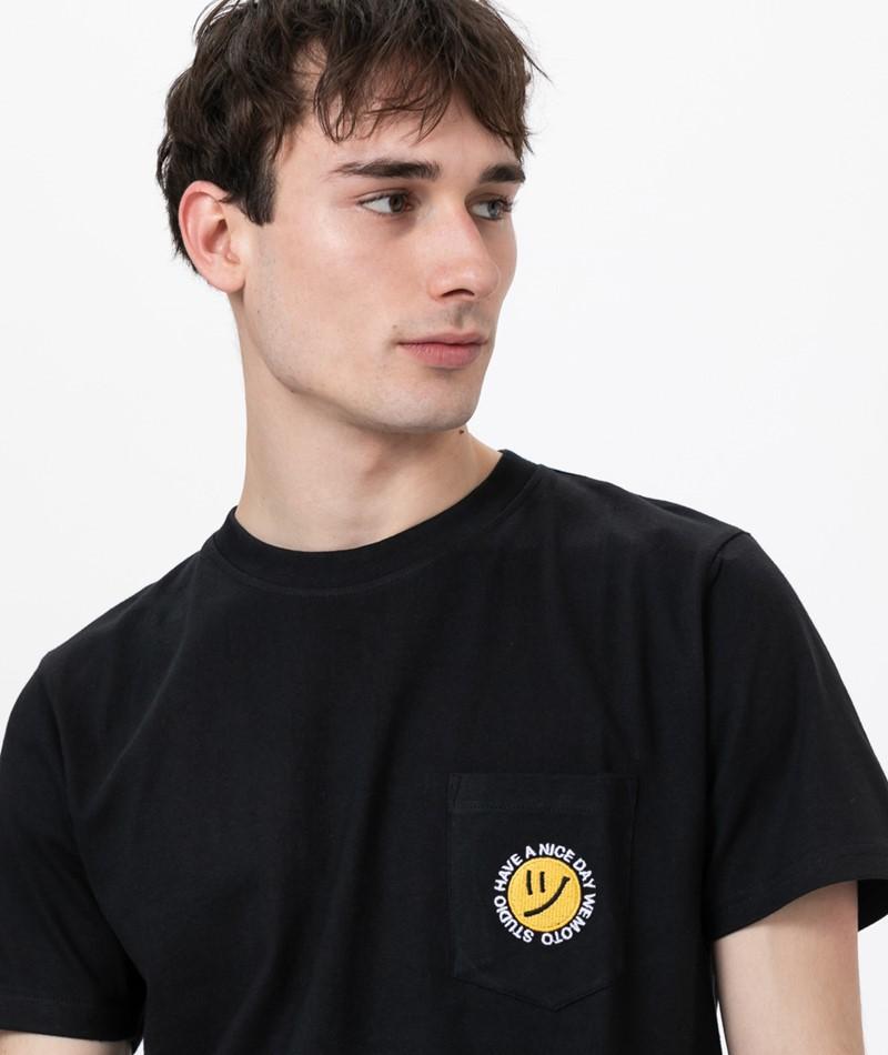 WEMOTO Day T-Shirt black