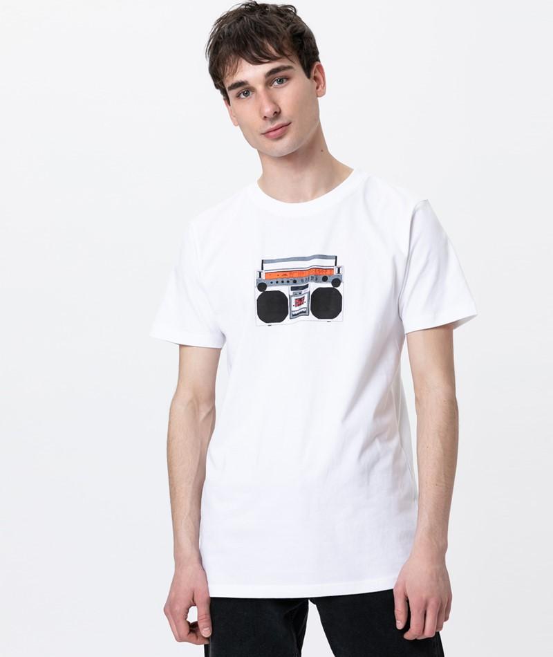 WEMOTO Blaster T-Shirt white