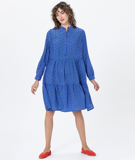 MOVES Valis Kleid true blue
