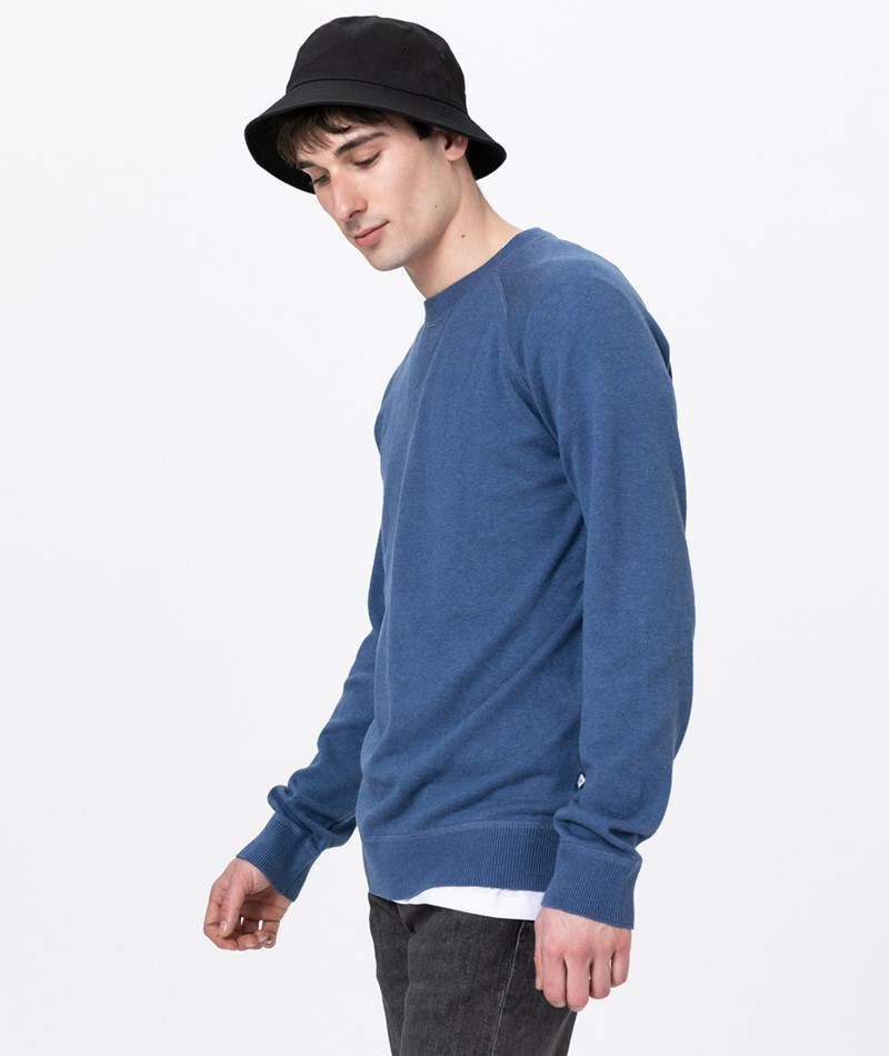 MINIMUM Hauke Jumper Pullover navy mel