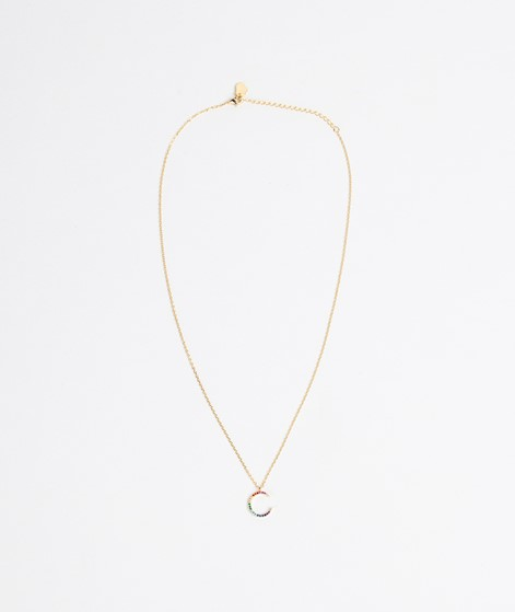 ESTELLA BARTLETT Moon Multi Kette gold