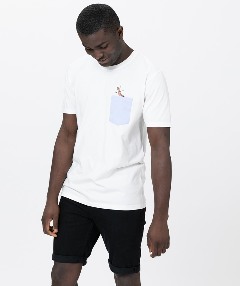 OLOW Dive T-Shirt off white