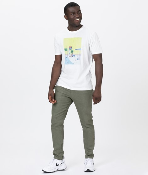 OLOW Phoenix T-Shirt offwhite