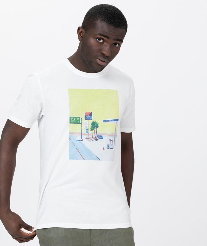 OLOW Phoenix T-Shirt offwhite