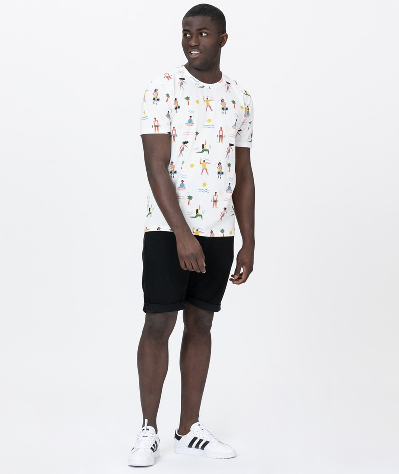OLOW Frisco T-Shirt offwhite
