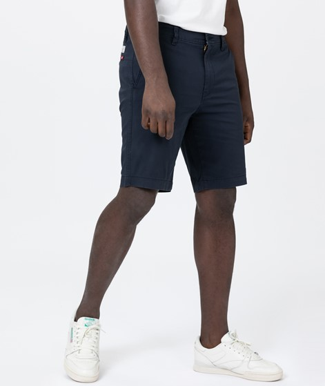 LEVIS Chino Taper Short Hose navy