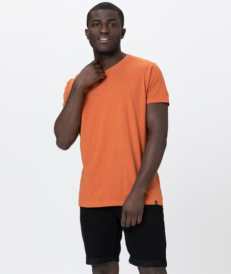REVOLUTION Arne T-Shirt orange-mel