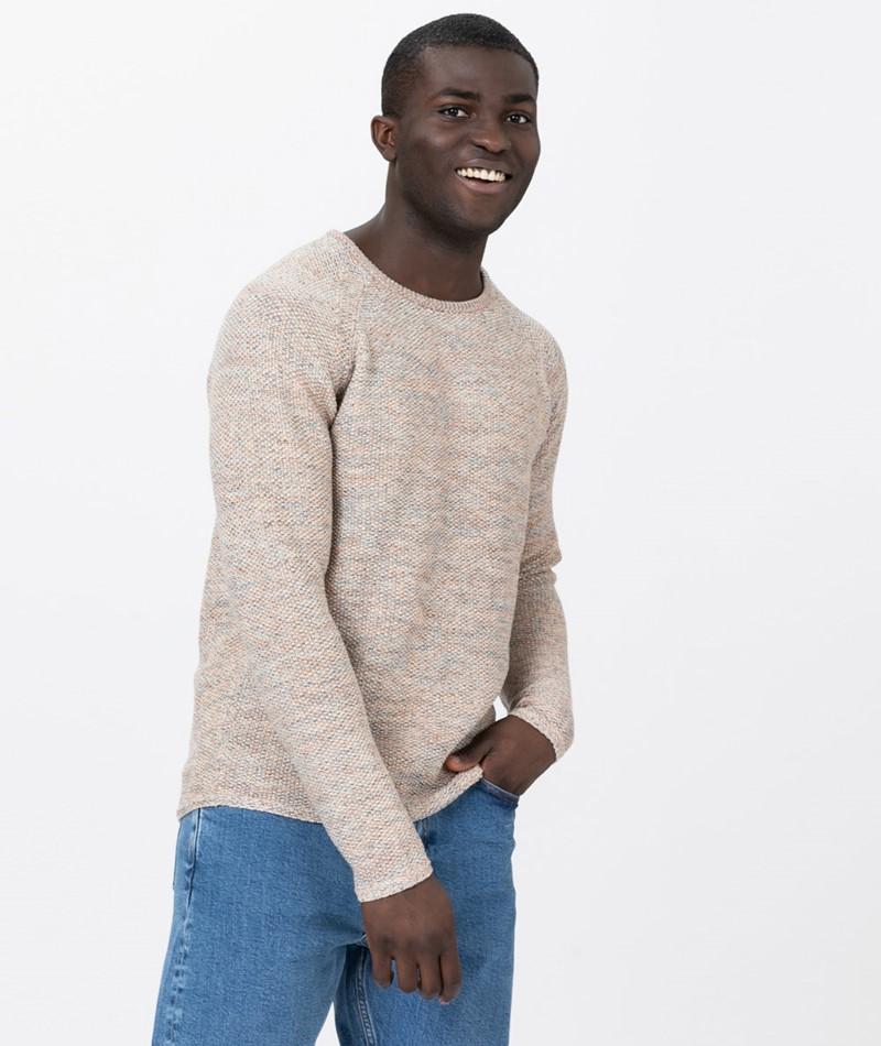 REVOLUTION Joakim Sweater orange