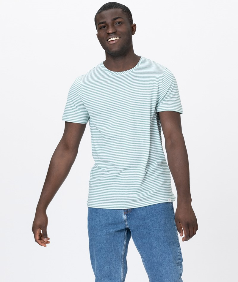 NOWADAYS Mouline Stripe T-Shirt
