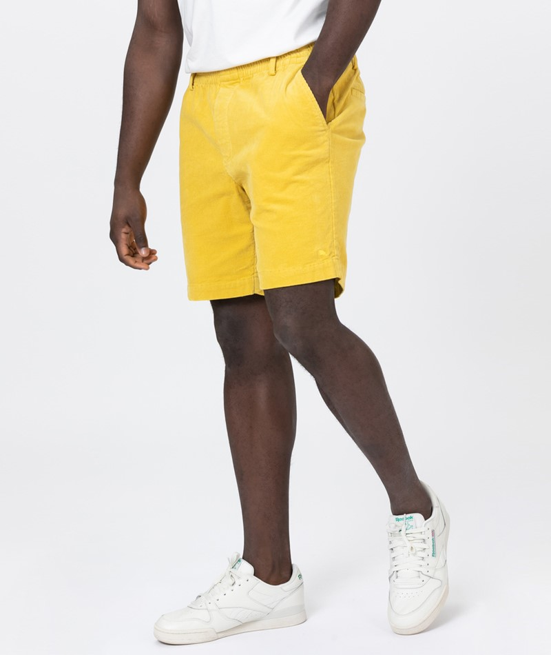 WEMOTO Branden Shorts yellow