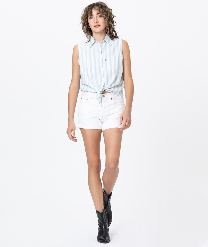 LEVIS 501 Short Long beg to differ