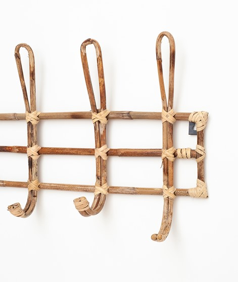 MADAM STOLTZ Bamboo hanger natural