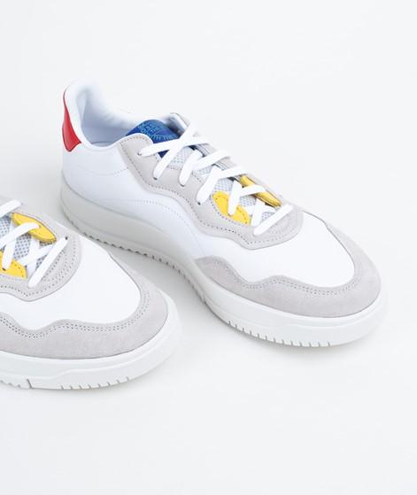 ADIDAS SC Premiere Sneaker FTWWHT/GLORED