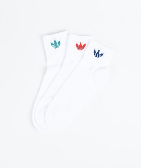 ADIDAS Mid Ankle Socke white
