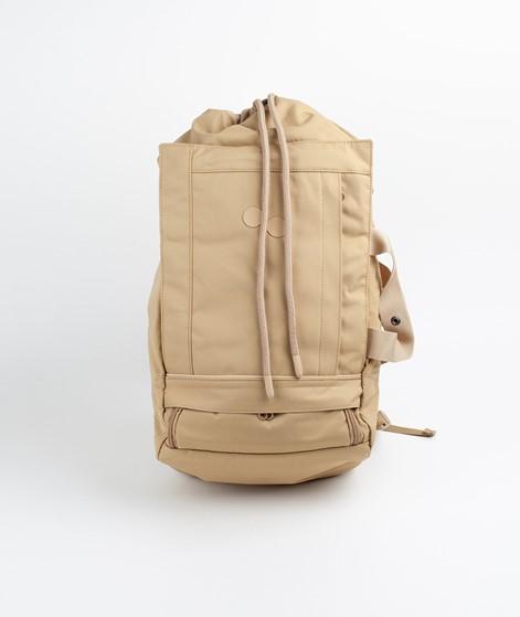 PINQPONQ Blok Medium Rucksack rye khaki